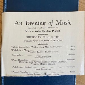 The Macmillan Company Accents - History of Music, Stanford & Forsyth 1926 Edition